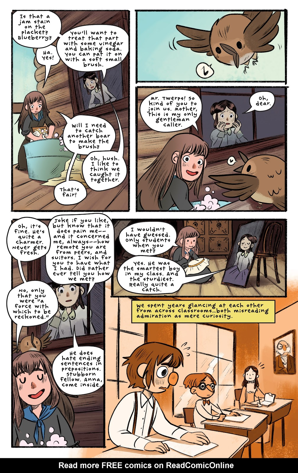Over the Garden Wall (2016) Issue #3 #3 - English 19