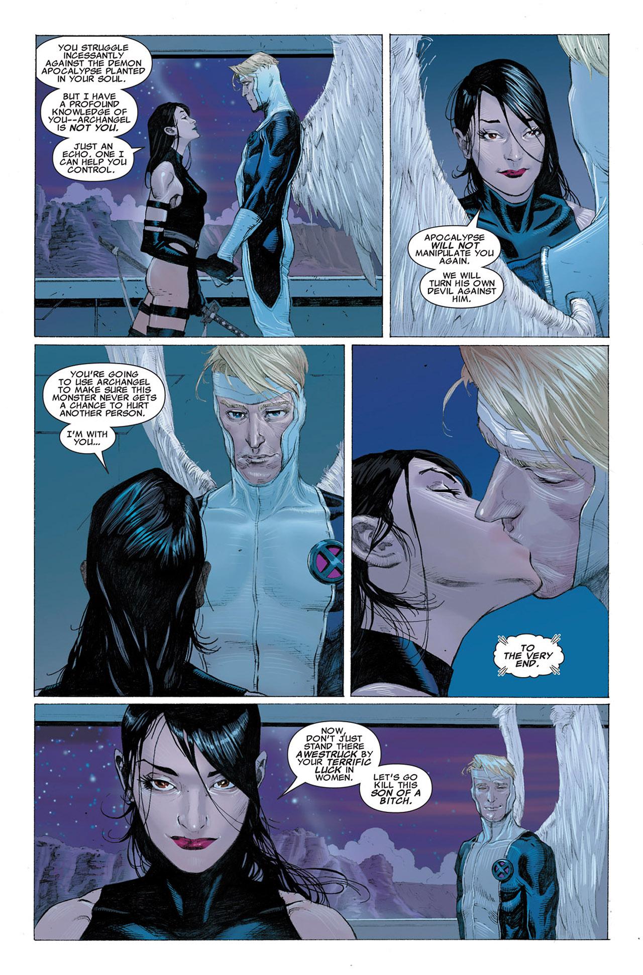 Uncanny X-Force (2010) #2 #36 - English 14