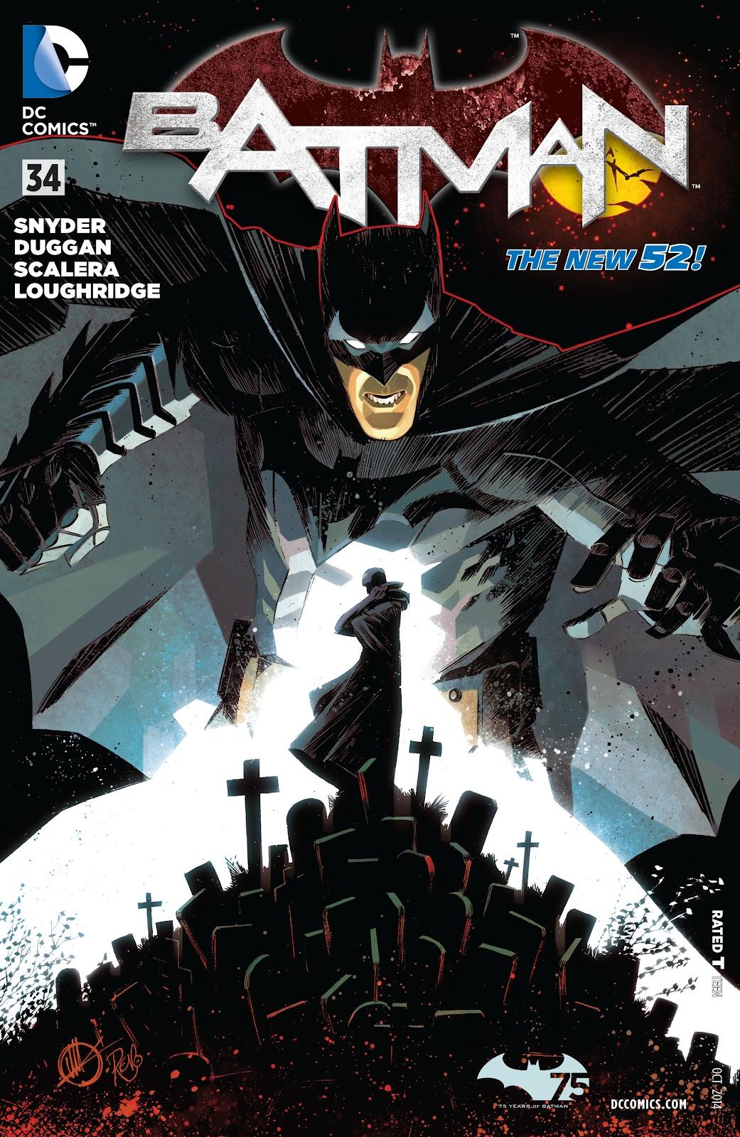 Batman (2011) Issue #34 #53 - English 1