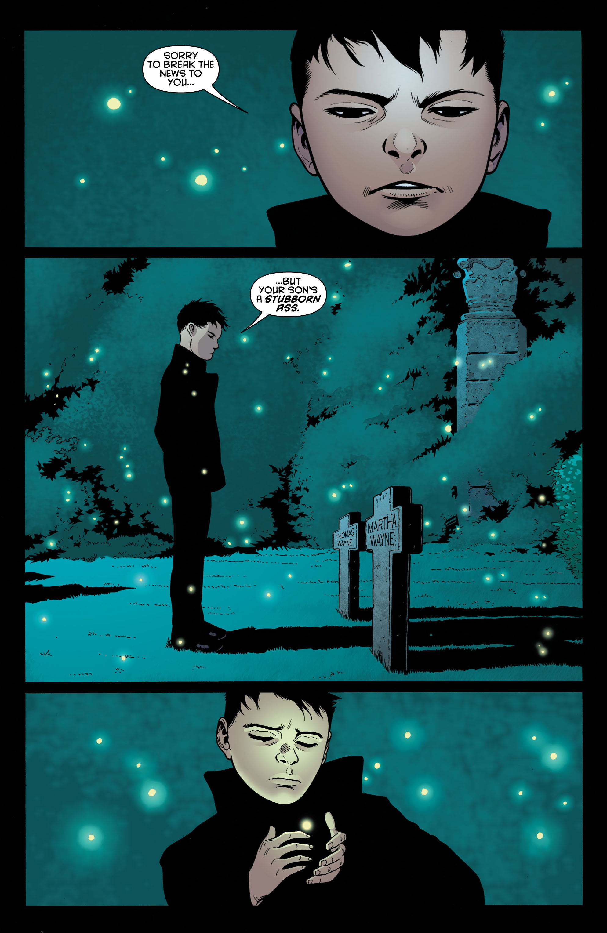 Batman and Robin (2011) chap 1 pic 86