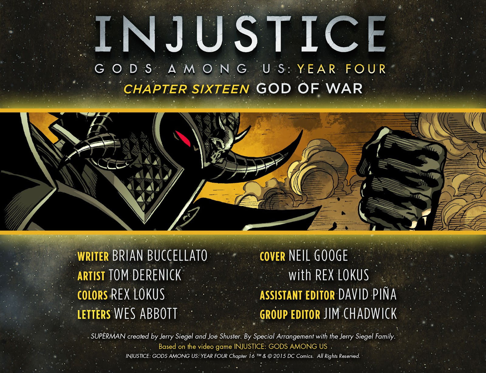 Injustice: Gods Among Us Year Four Issue #16 #17 - English 2