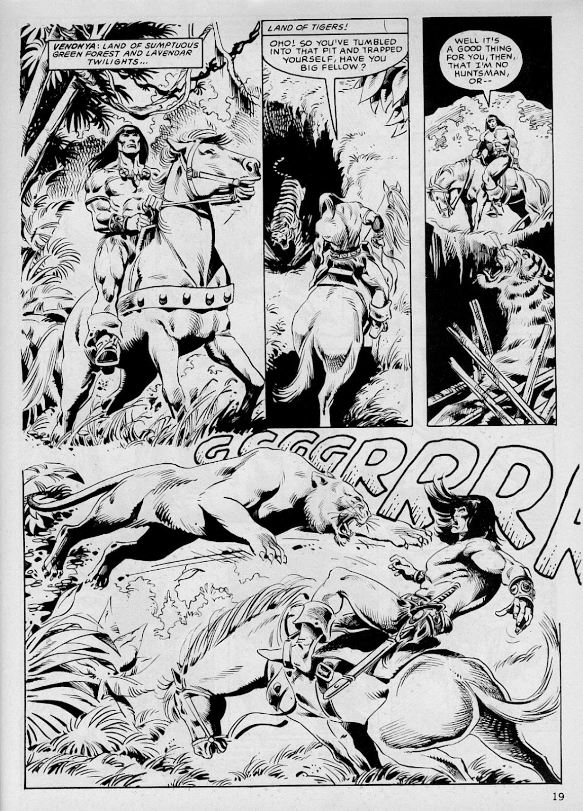 The Savage Sword Of Conan Issue #103 #104 - English 18
