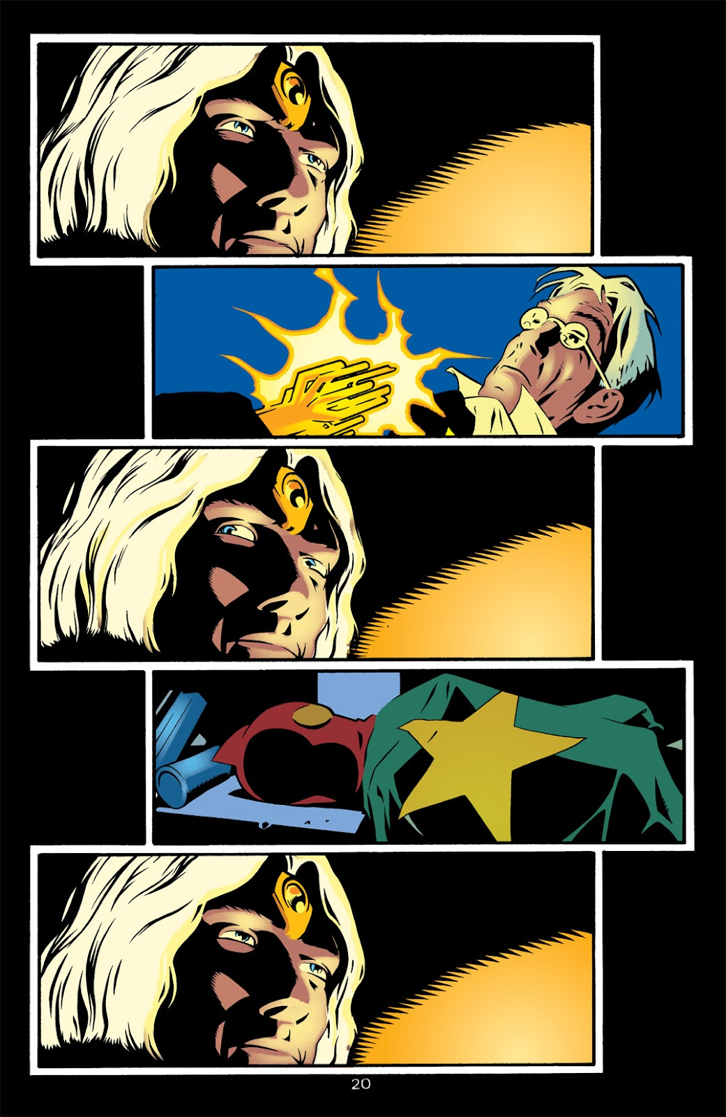 Starman (1994) Issue #1000000 #83 - English 20