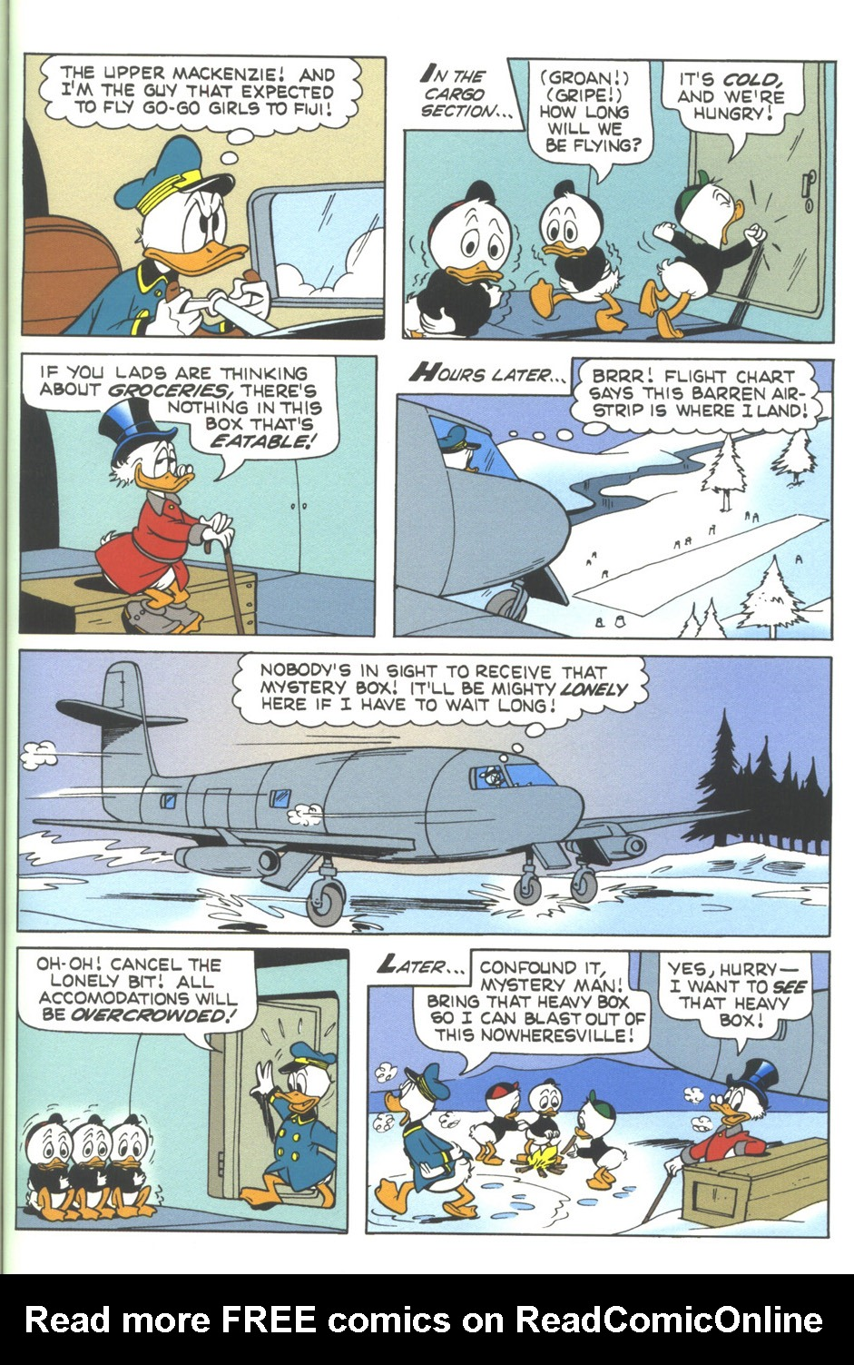 Uncle Scrooge (1953) Issue #317 #317 - English 49