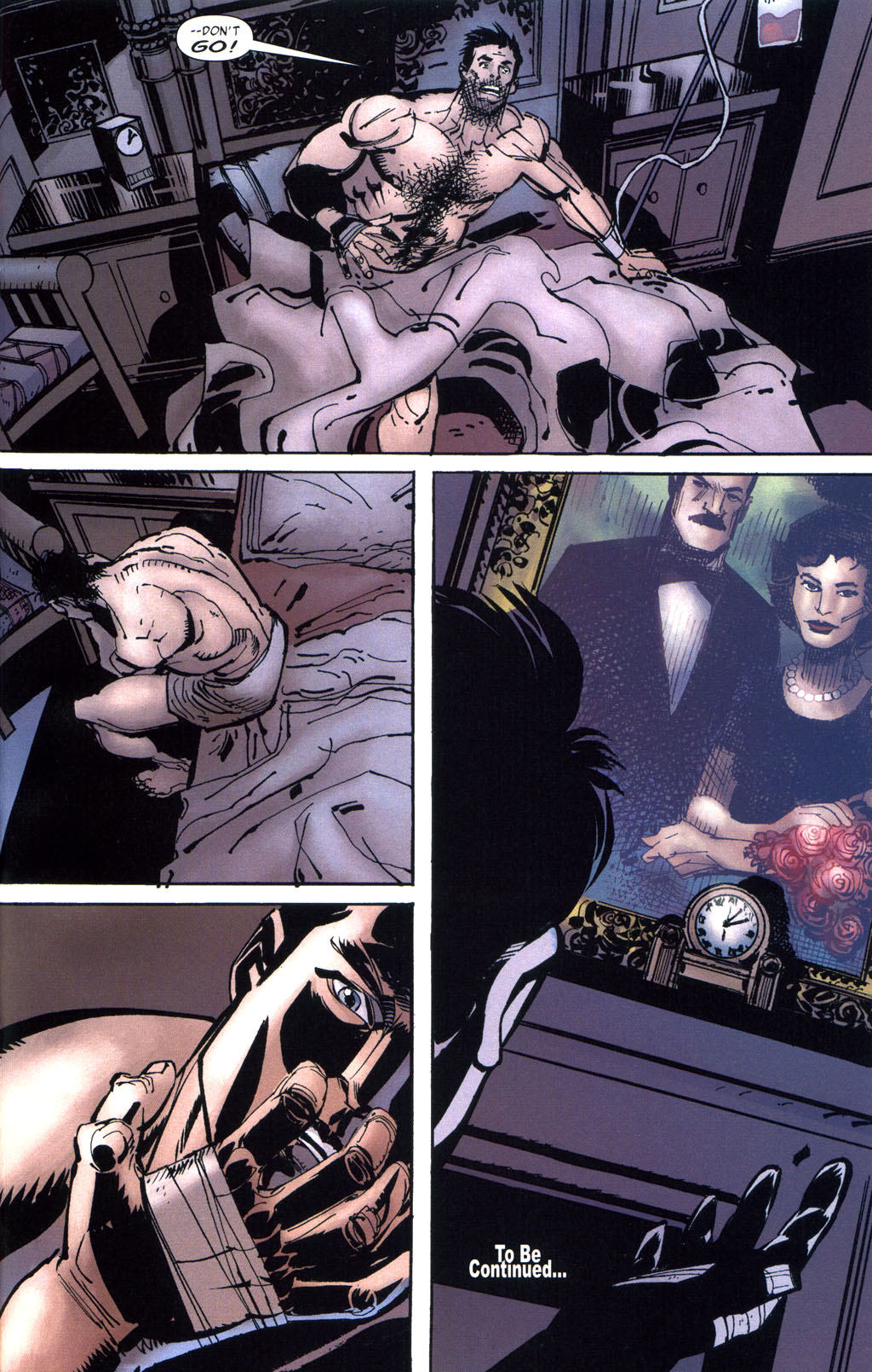Batman: Death and the Maidens 6 Page 23