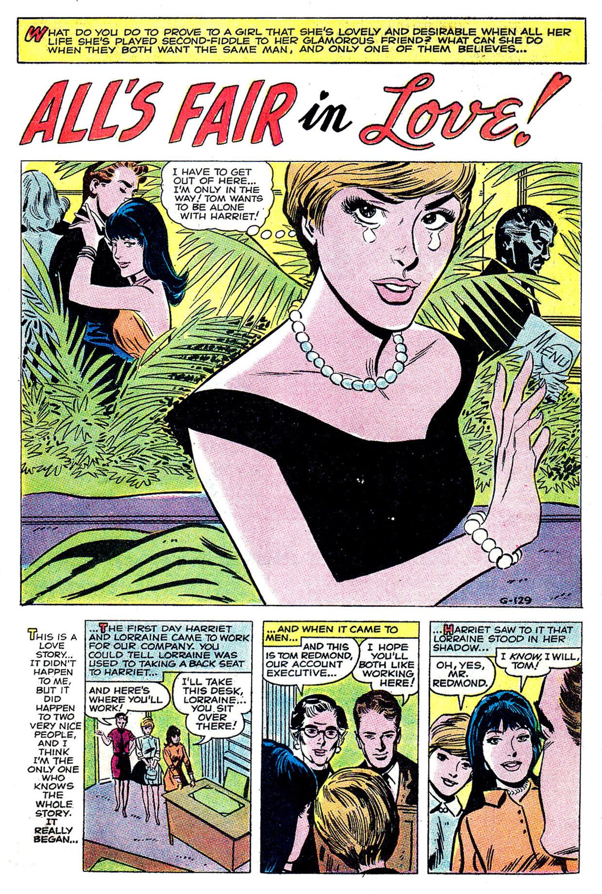 Read online Secret Hearts comic -  Issue #135 - 11