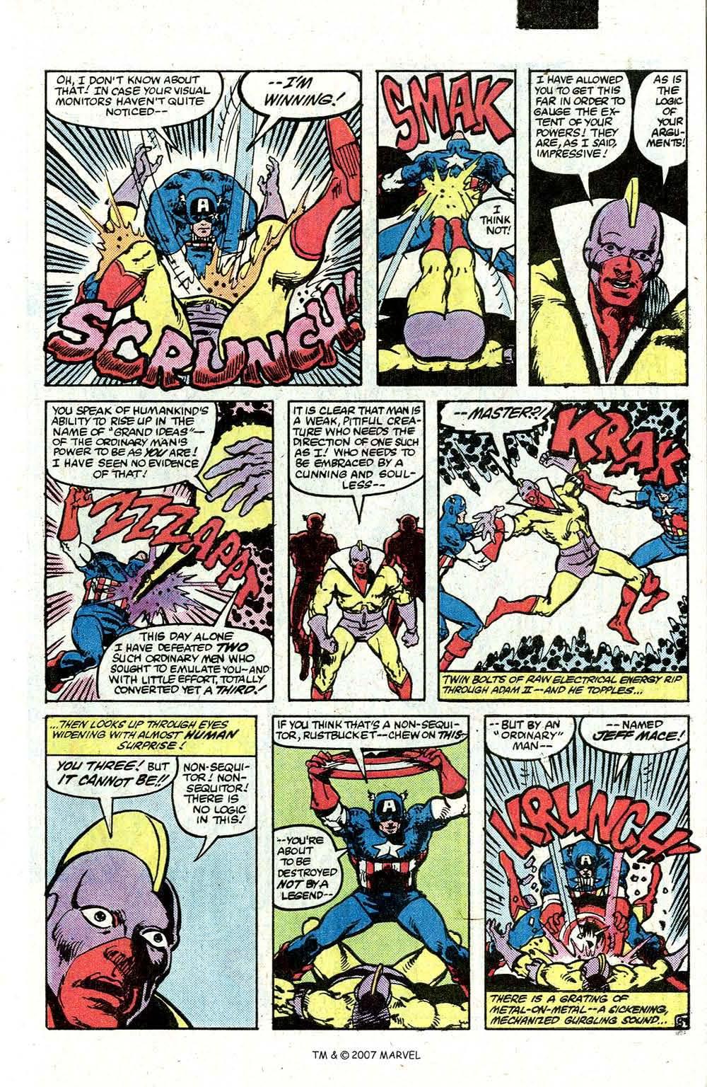 Captain America (1968) _Annual 6 #6 - English 45