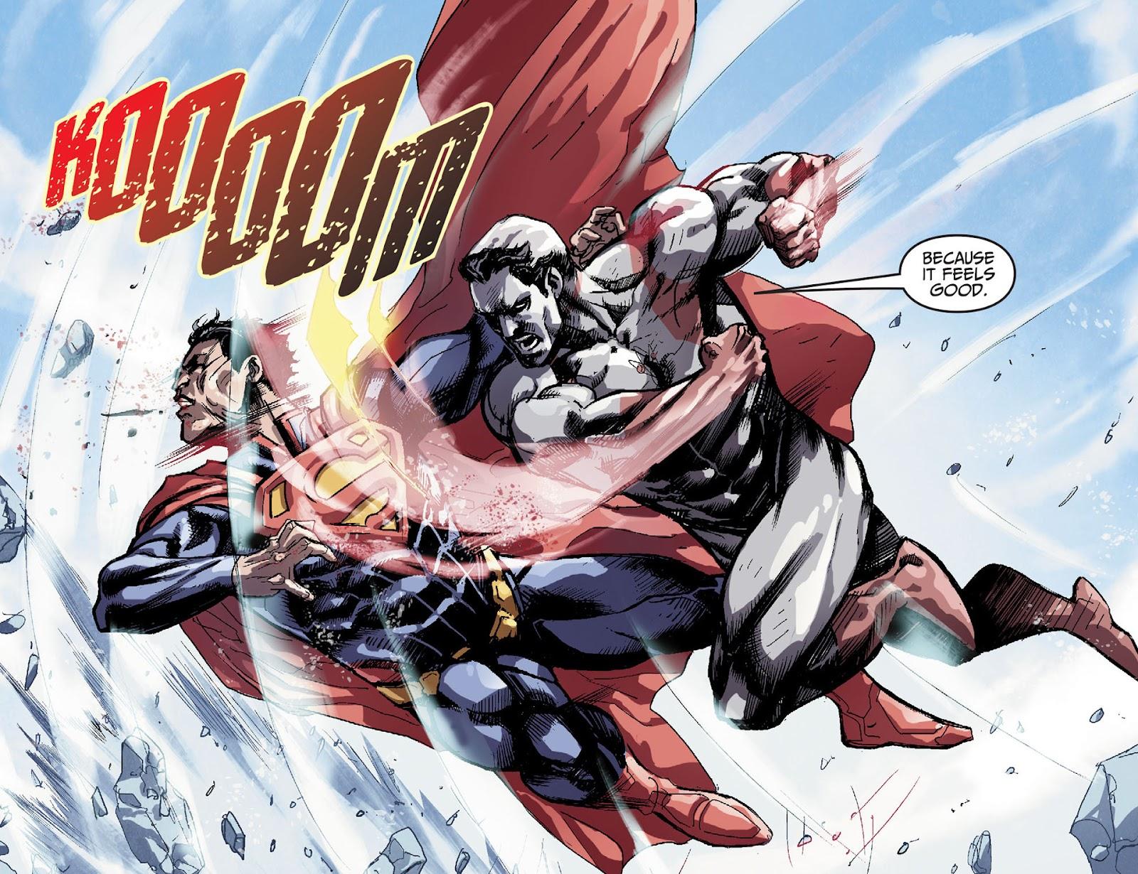 Injustice: Gods Among Us [I] Issue #32 #33 - English 11