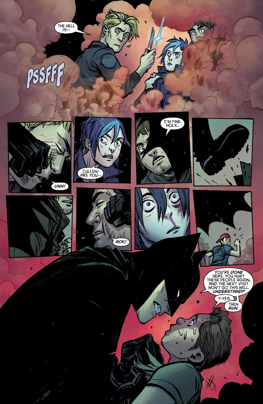 Batman (2011) Issue #12 #27 - English 15