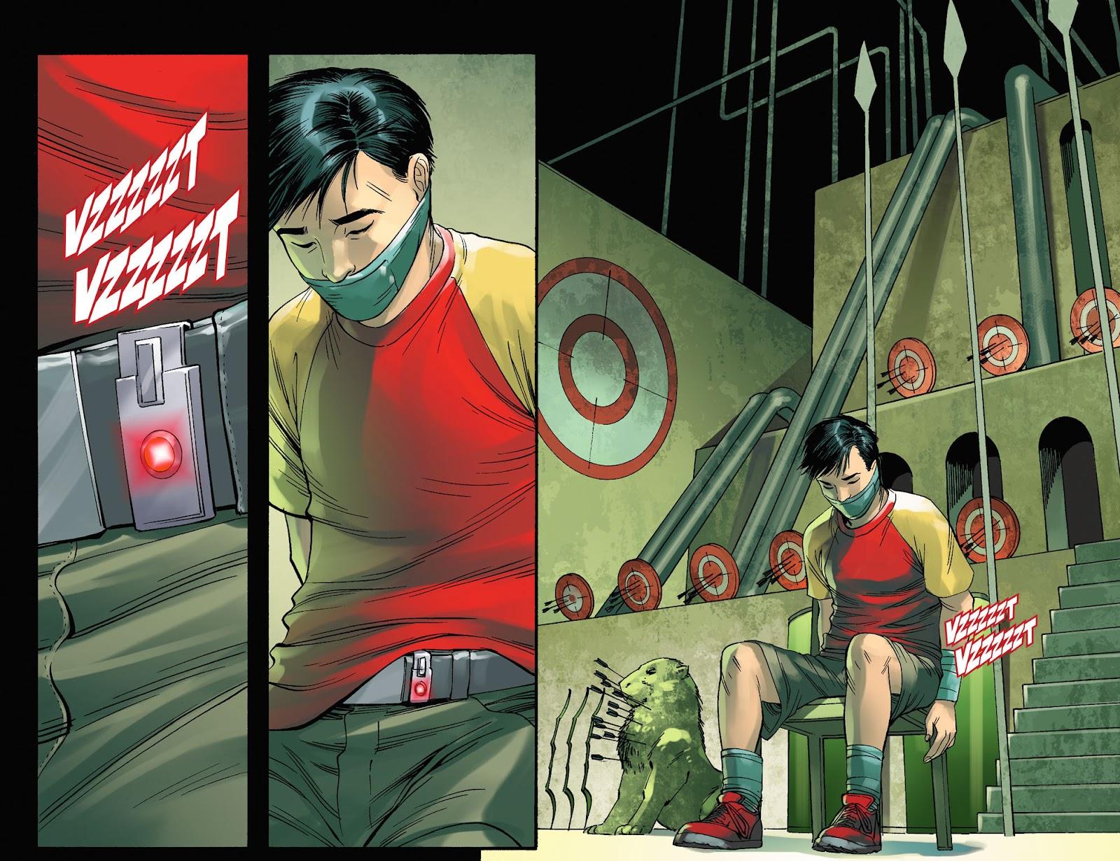Injustice: Gods Among Us Year Four Issue #11 #12 - English 10
