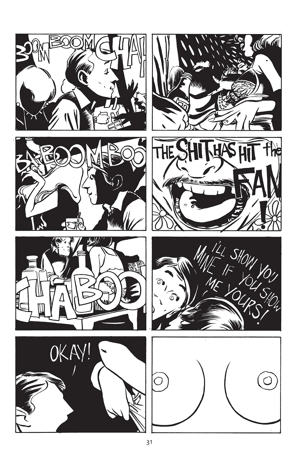 Stray Bullets Issue #5 #5 - English 33