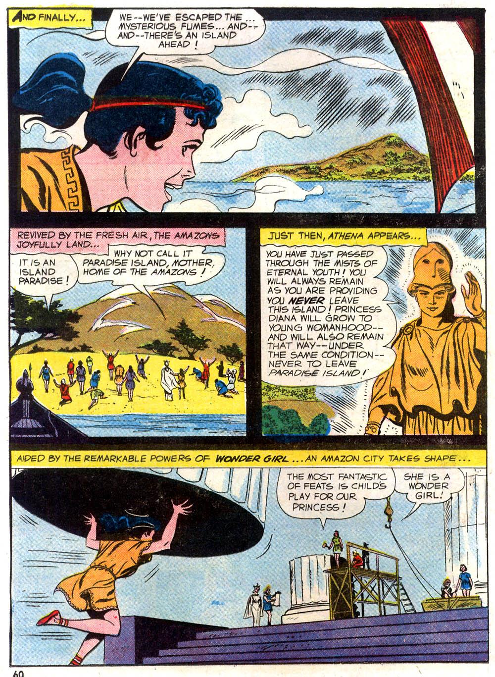 Read online Secret Origins (1961) comic -  Issue # Full - 50