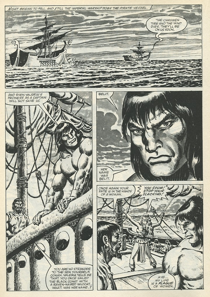 The Savage Sword Of Conan Issue #139 #140 - English 18
