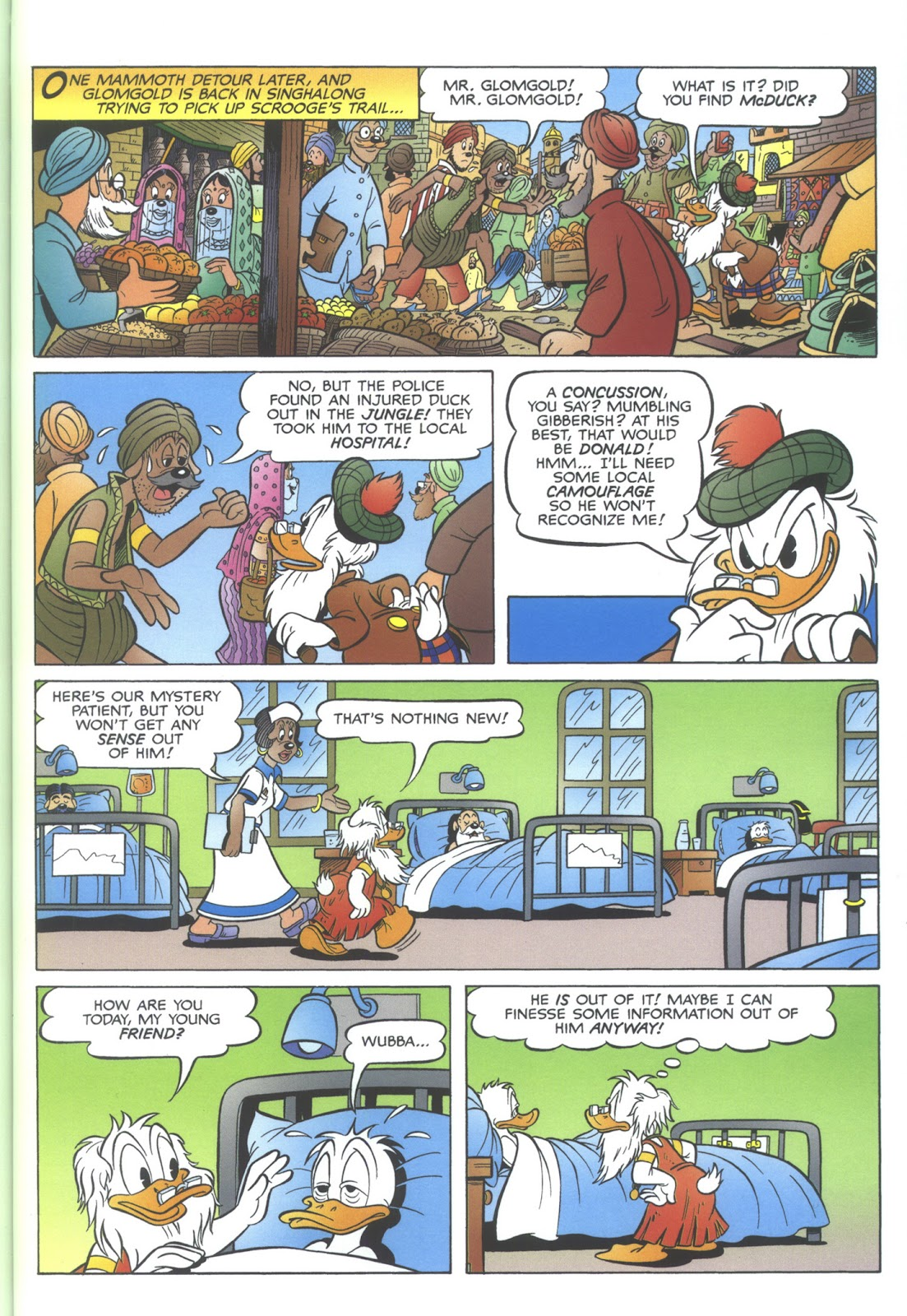 Uncle Scrooge (1953) Issue #356 #356 - English 61