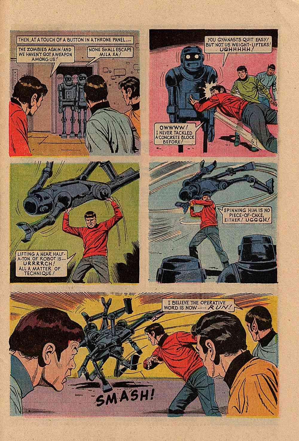 Star Trek (1967) Issue #19 #19 - English 23