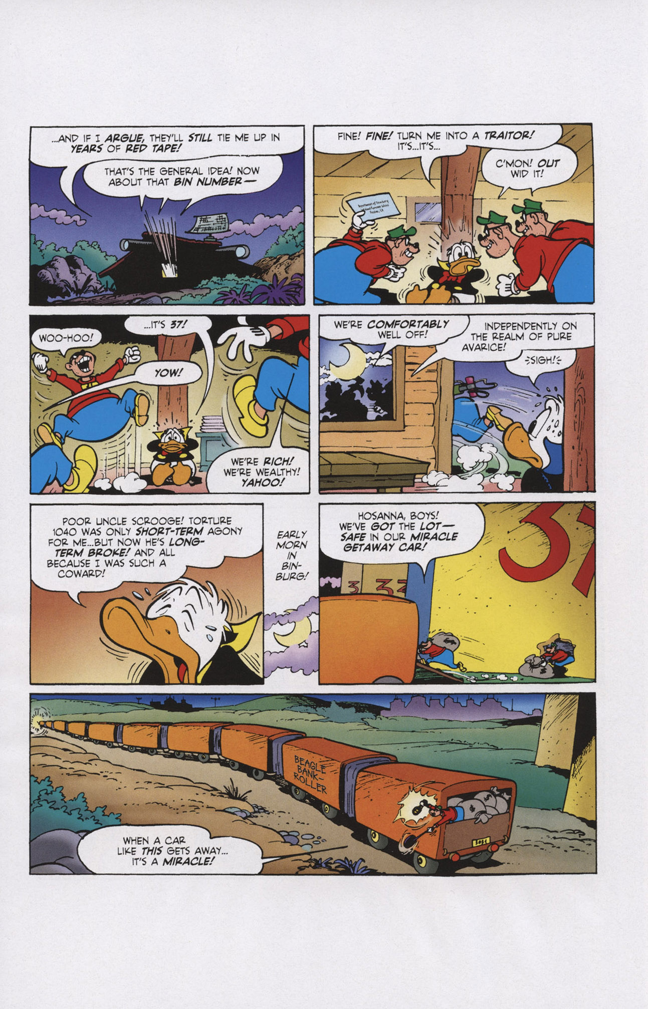 Uncle Scrooge (1953) #404 #404 - English 18