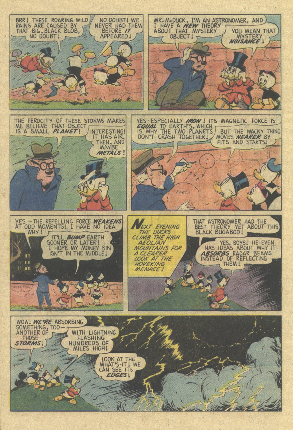Uncle Scrooge (1953) Issue #147 #147 - English 4