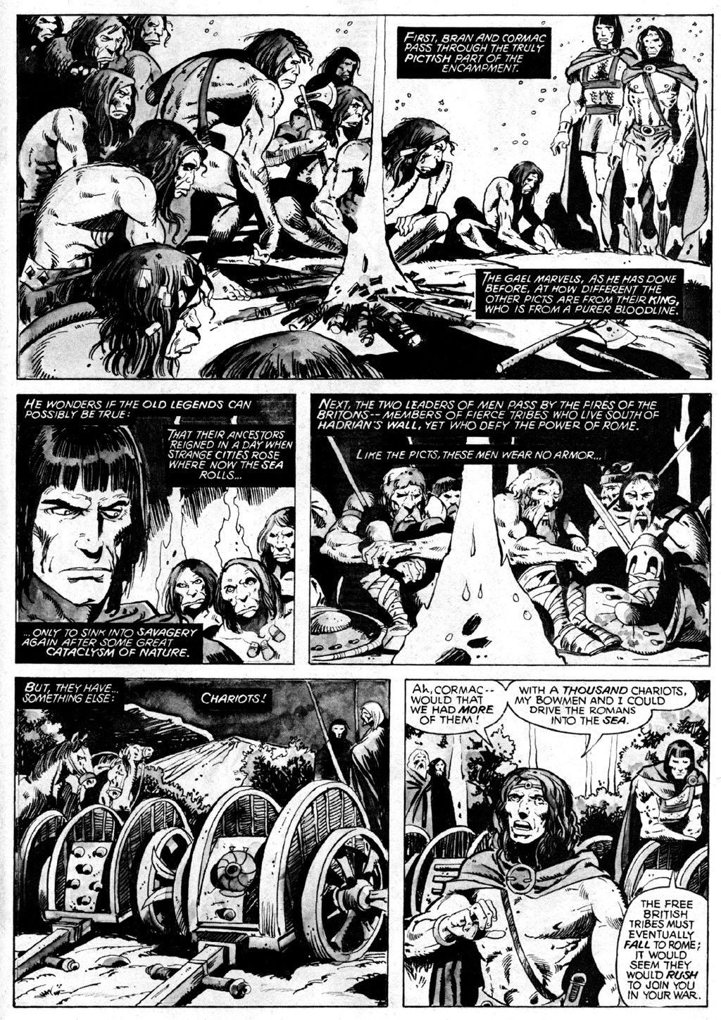 The Savage Sword Of Conan Issue #42 #43 - English 51
