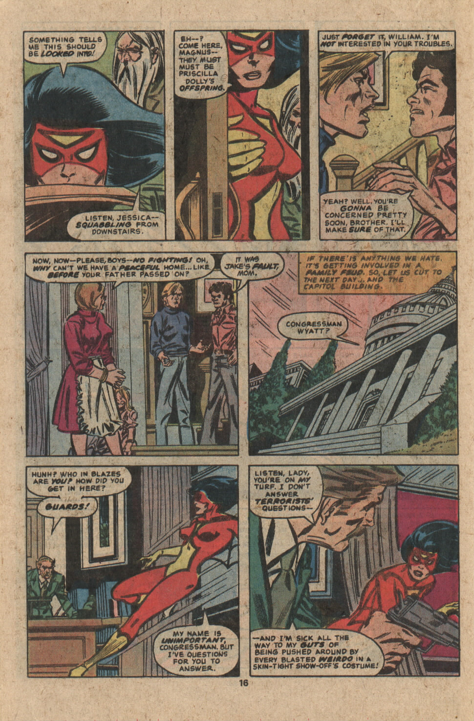 Spider-Woman (1978) Issue #3 #3 - English 11
