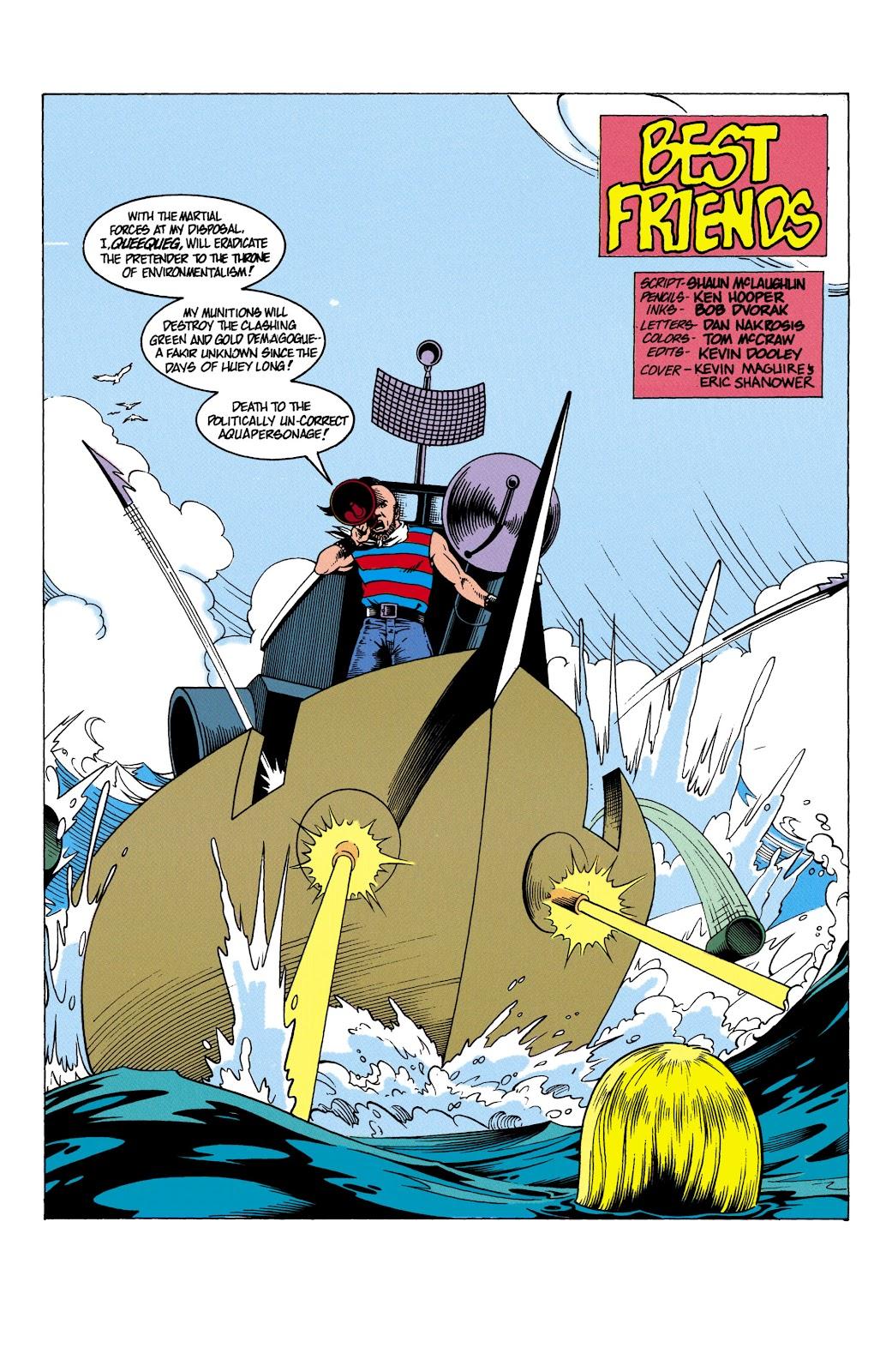 Aquaman (1991) Issue #5 #5 - English 2