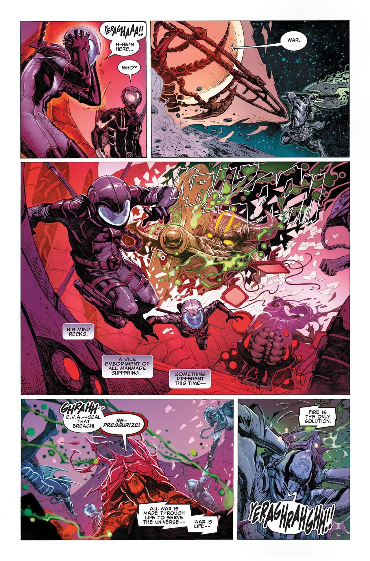Uncanny X-Force (2010) #2 #36 - English 16