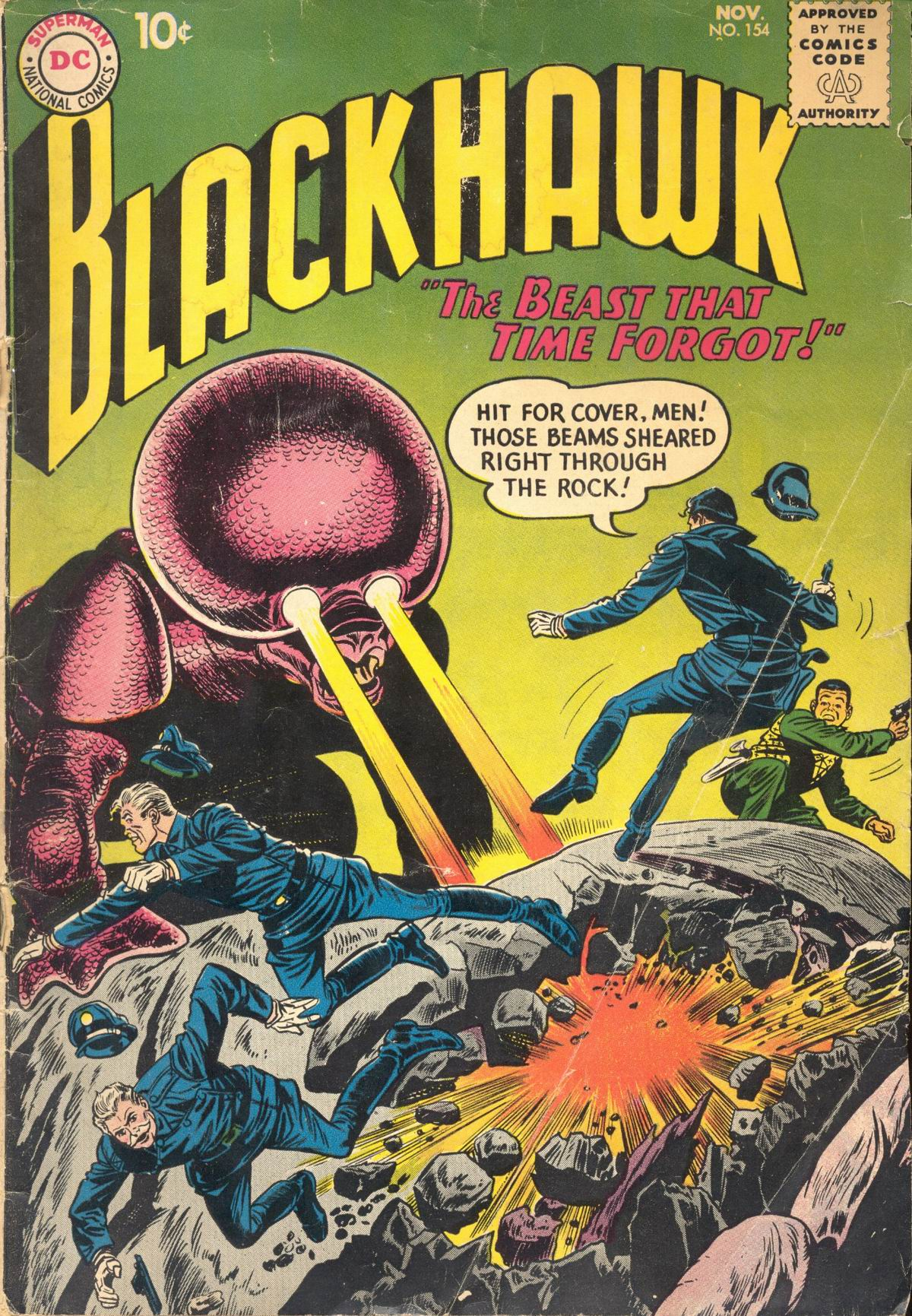 Blackhawk (1957) 154 Page 1