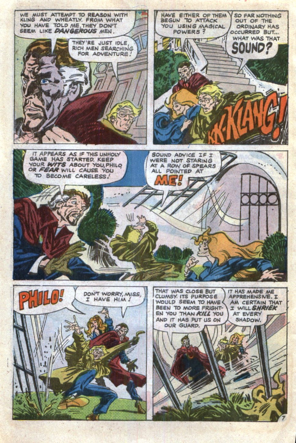 Read online Scary Tales comic -  Issue #29 - 10