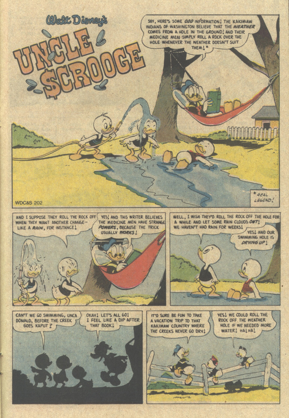 Uncle Scrooge (1953) Issue #220 #220 - English 23