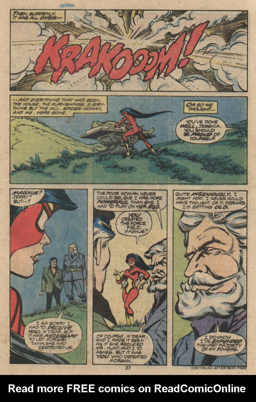 Spider-Woman (1978) #6 #45 - English 16