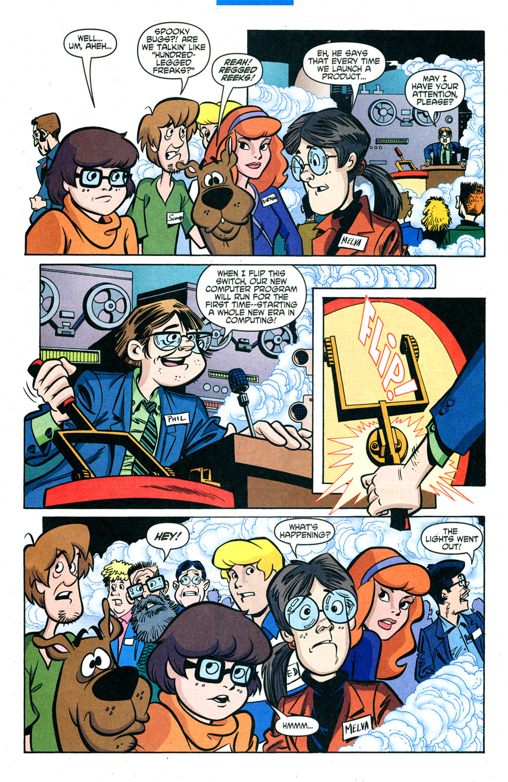 Read online Scooby-Doo (1997) comic -  Issue #95 - 4