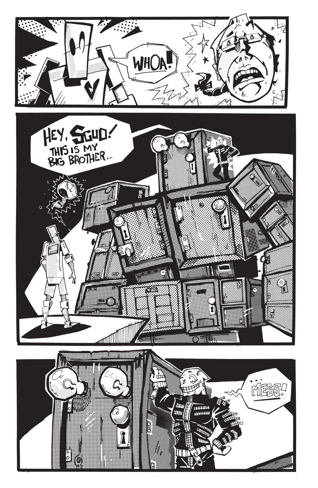 Read online Scud: The Disposable Assassin: The Whole Shebang comic -  Issue # TPB (Part 4) - 103