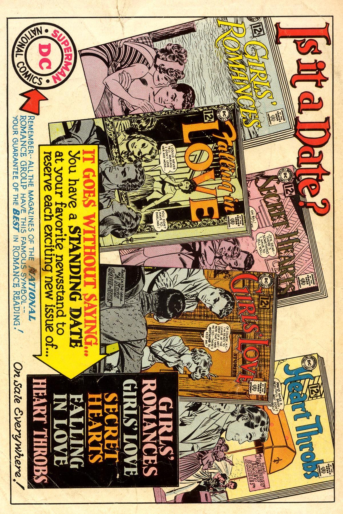 Read online Secret Hearts comic -  Issue #81 - 36