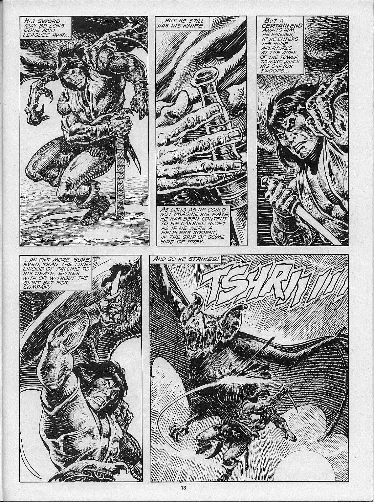 The Savage Sword Of Conan Issue #200 #201 - English 15