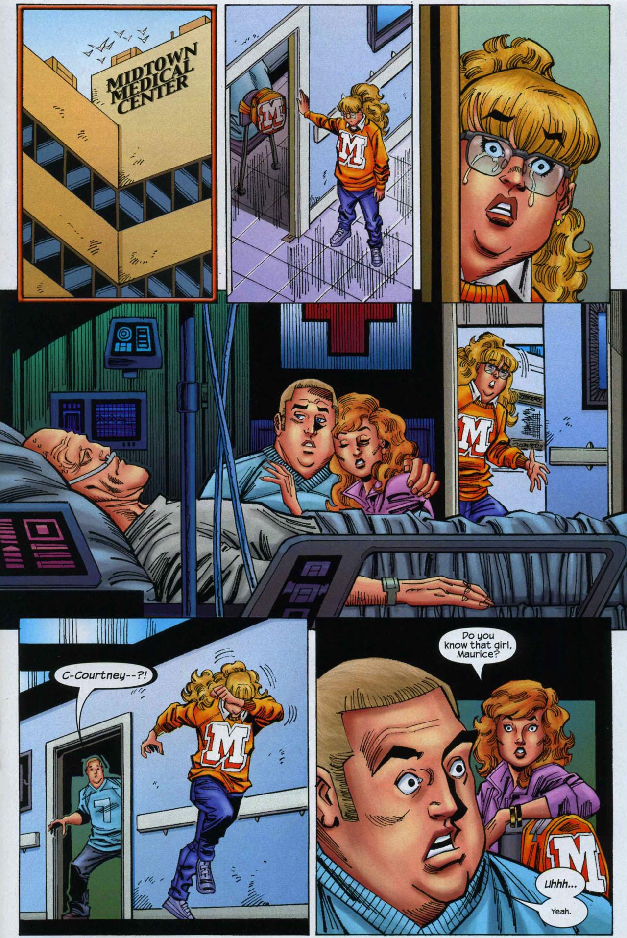 Amazing Spider-Girl #9 #22 - English 13