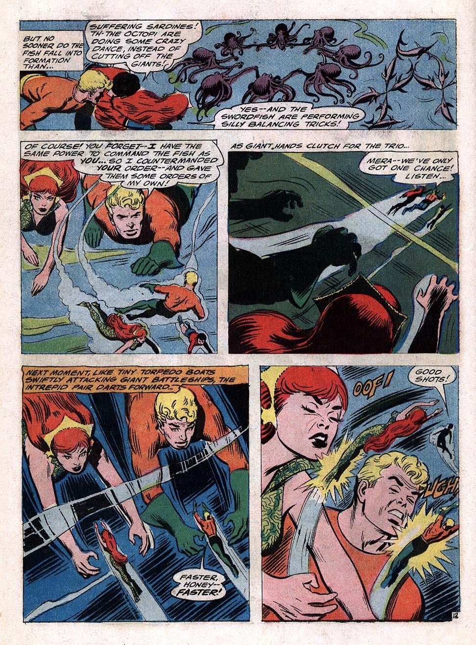 Aquaman (1962) Issue #27 #27 - English 18