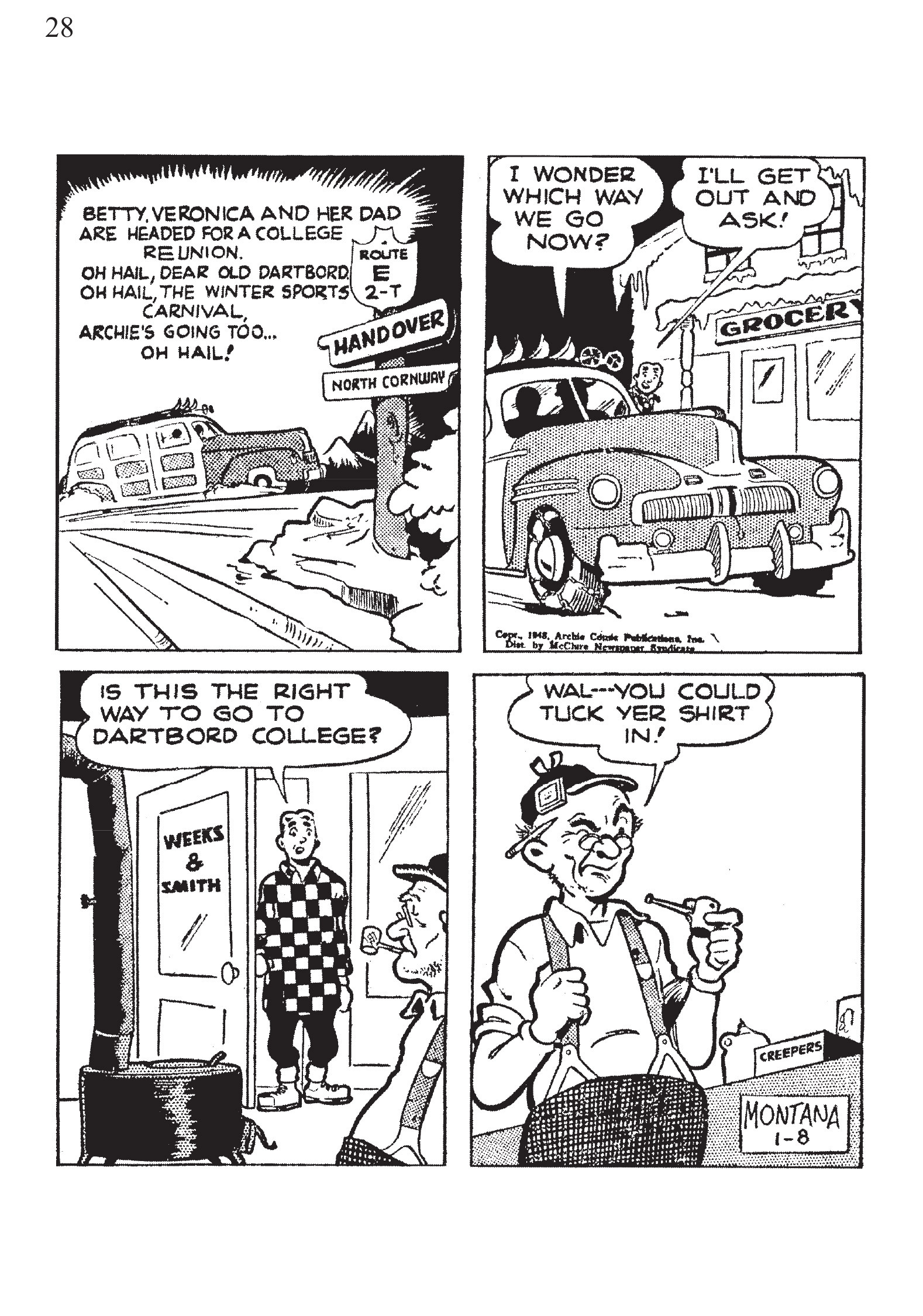 Read online The Best of Archie Comics comic -  Issue # TPB 1 (Part 1) - 27