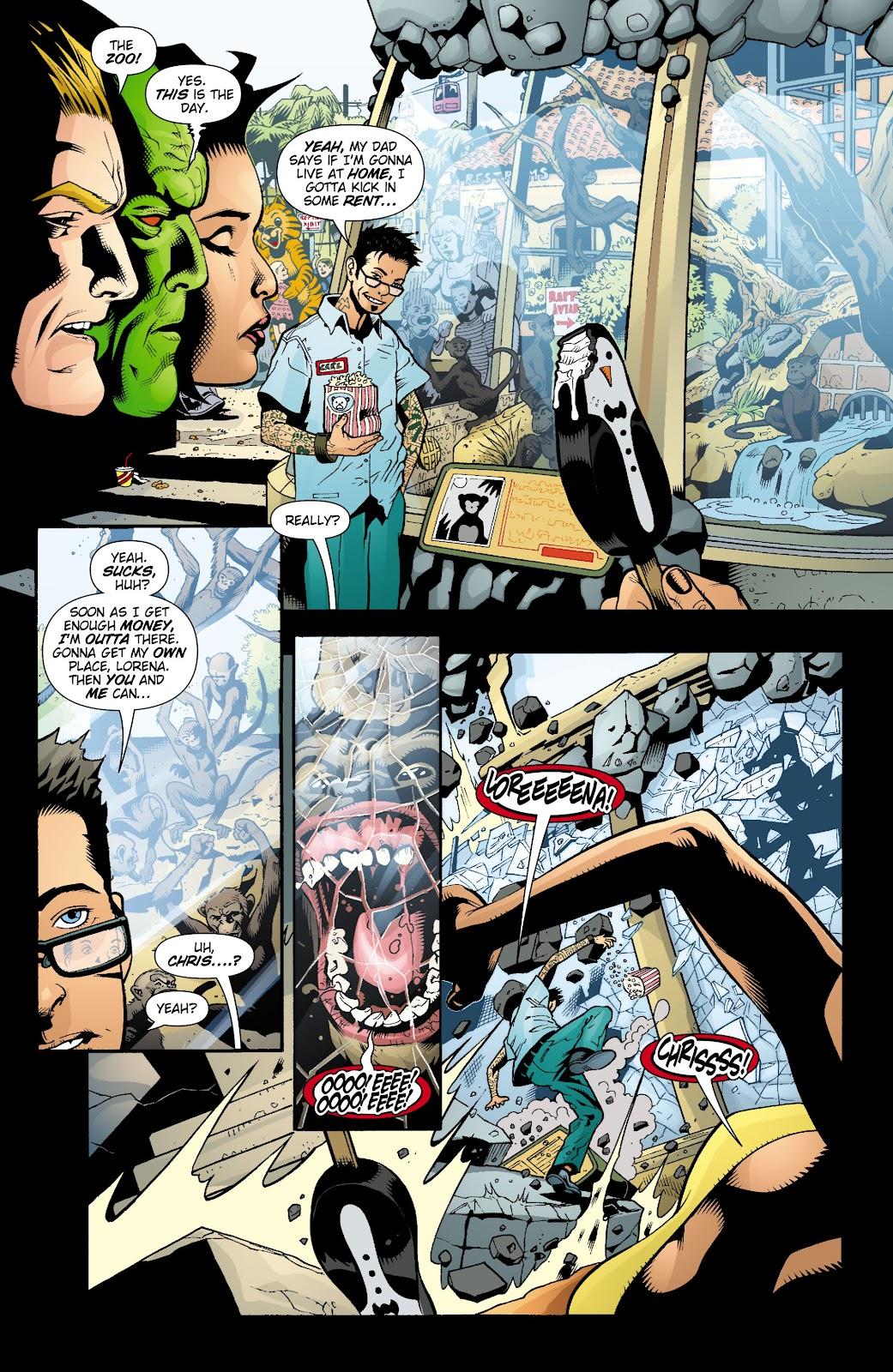 Aquaman (2003) Issue #16 #16 - English 19