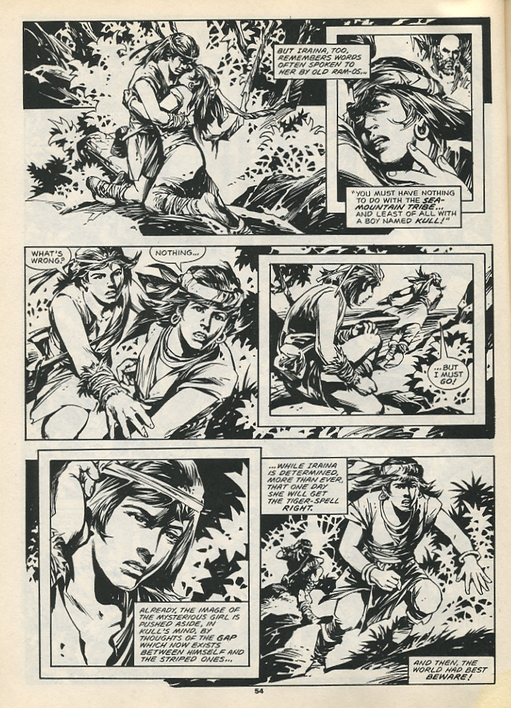 The Savage Sword Of Conan Issue #192 #193 - English 56