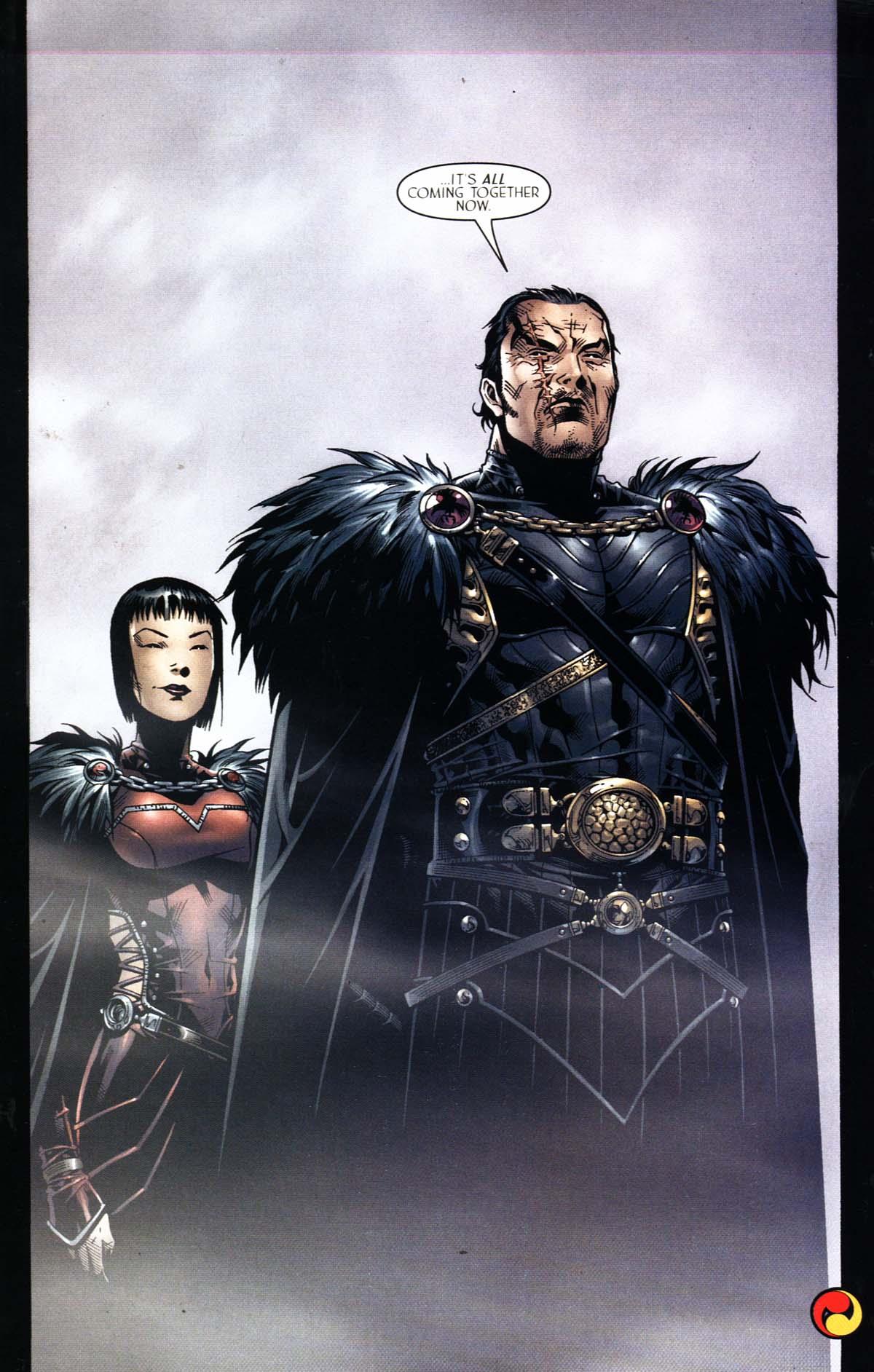 Read online Scion comic -  Issue #23 - 28