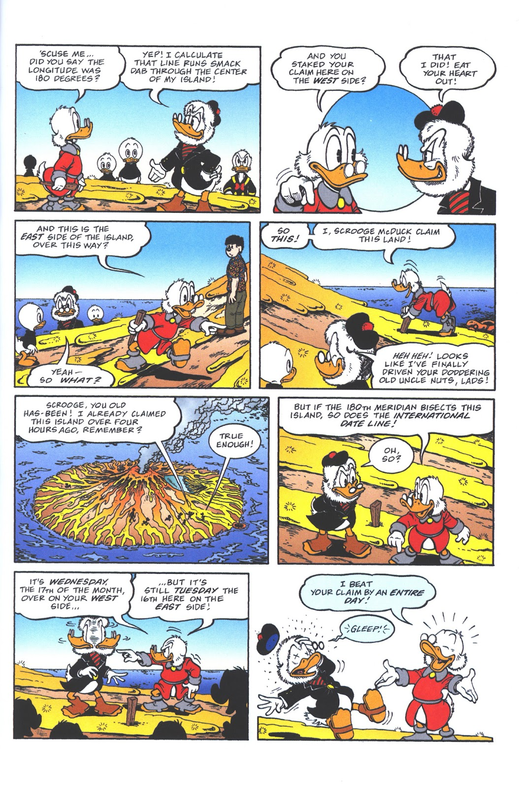 Uncle Scrooge (1953) Issue #380 #380 - English 15