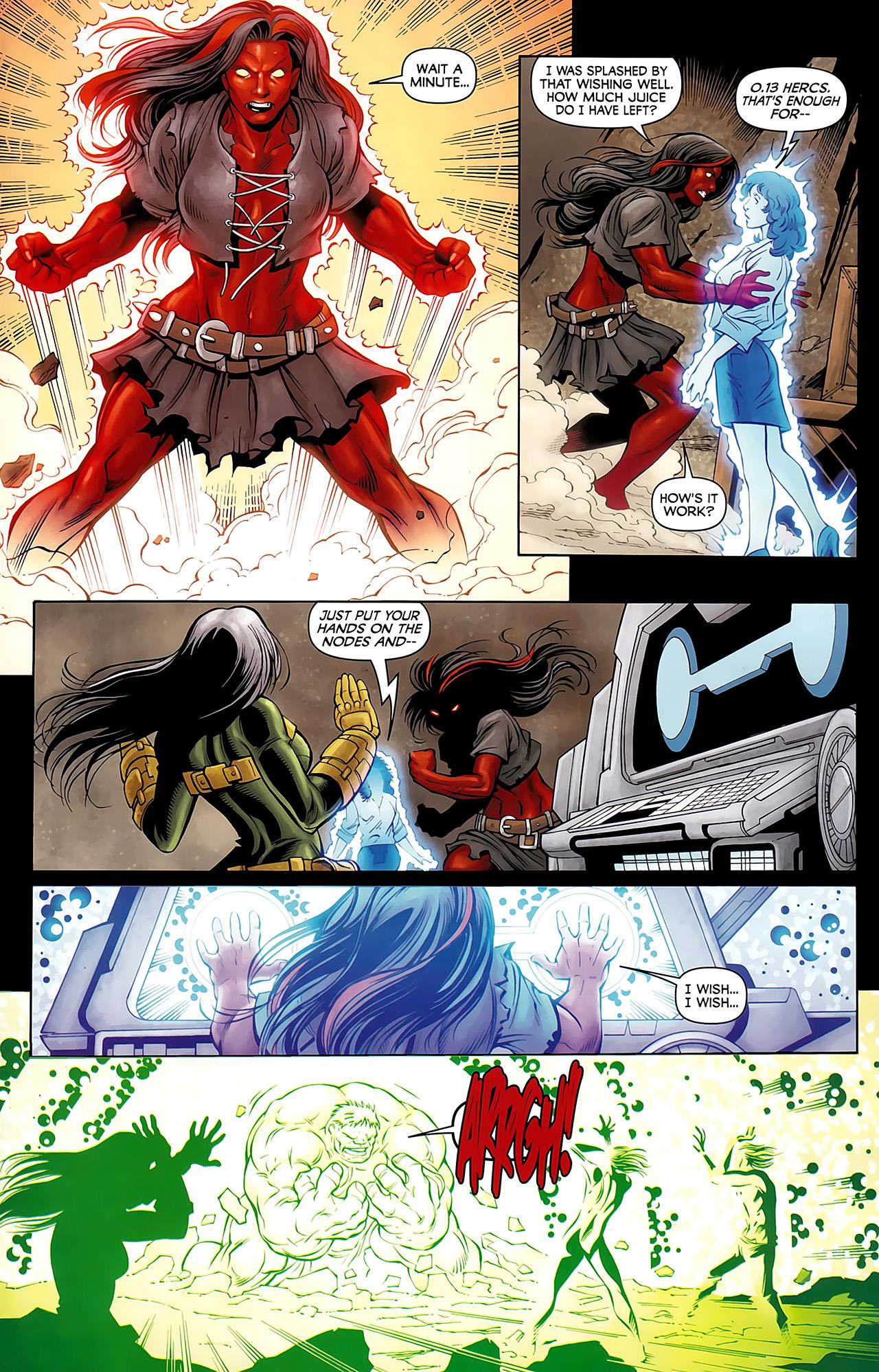 Incredible Hulks (2010) #635 #26 - English 22