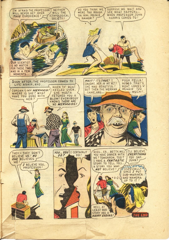 Sub-Mariner Comics #29 #29 - English 32