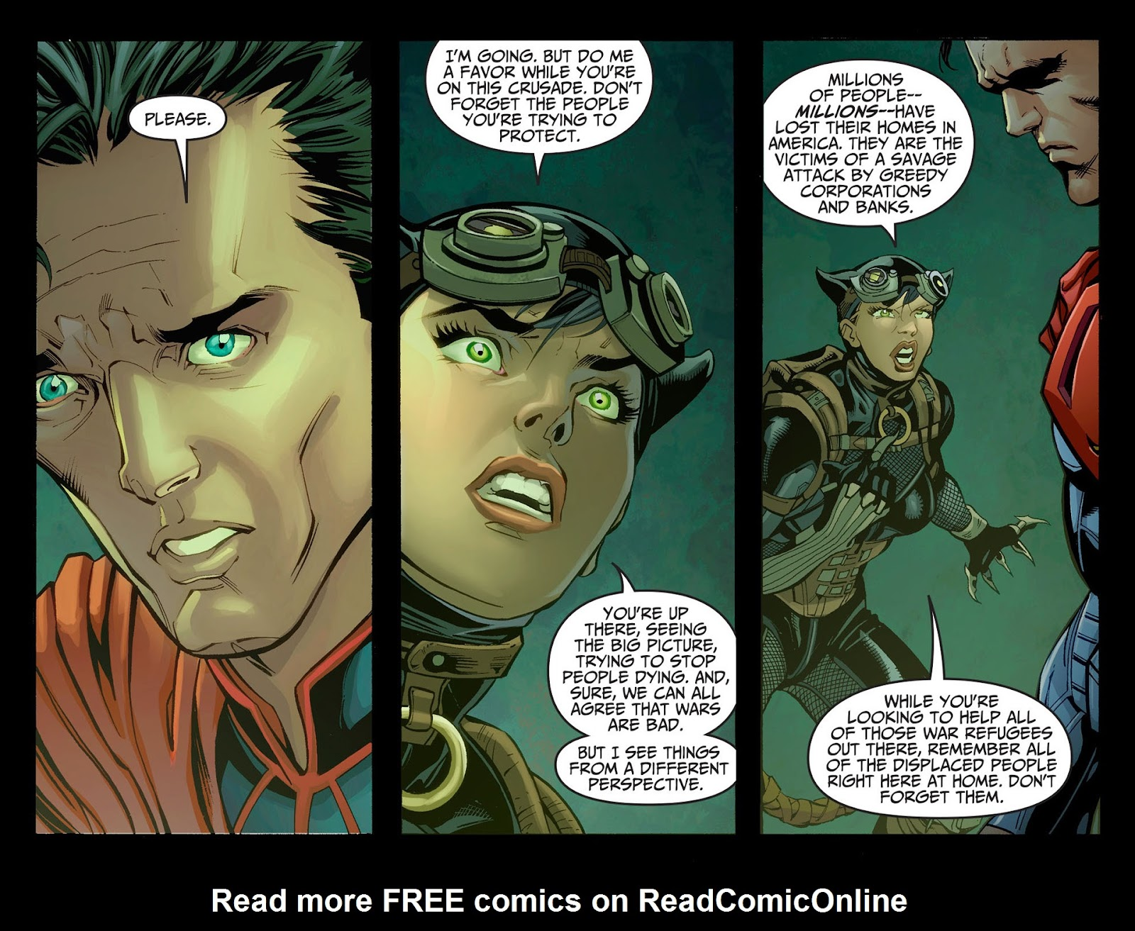 Injustice: Gods Among Us [I] Issue #17 #18 - English 17