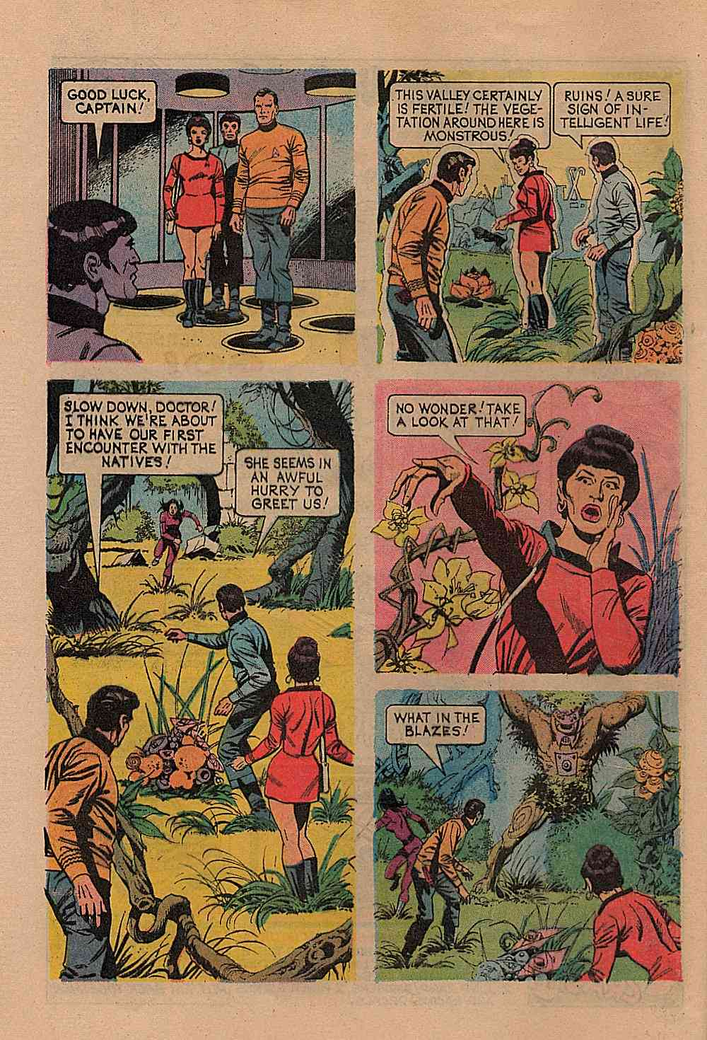 Star Trek (1967) Issue #22 #22 - English 6