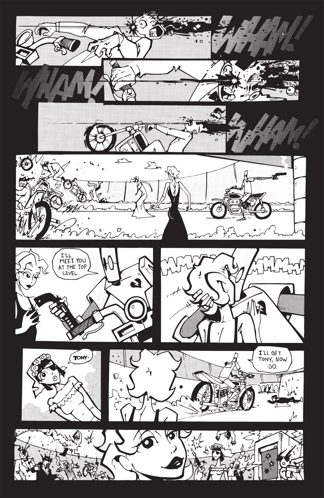 Read online Scud: The Disposable Assassin: The Whole Shebang comic -  Issue # TPB (Part 3) - 92