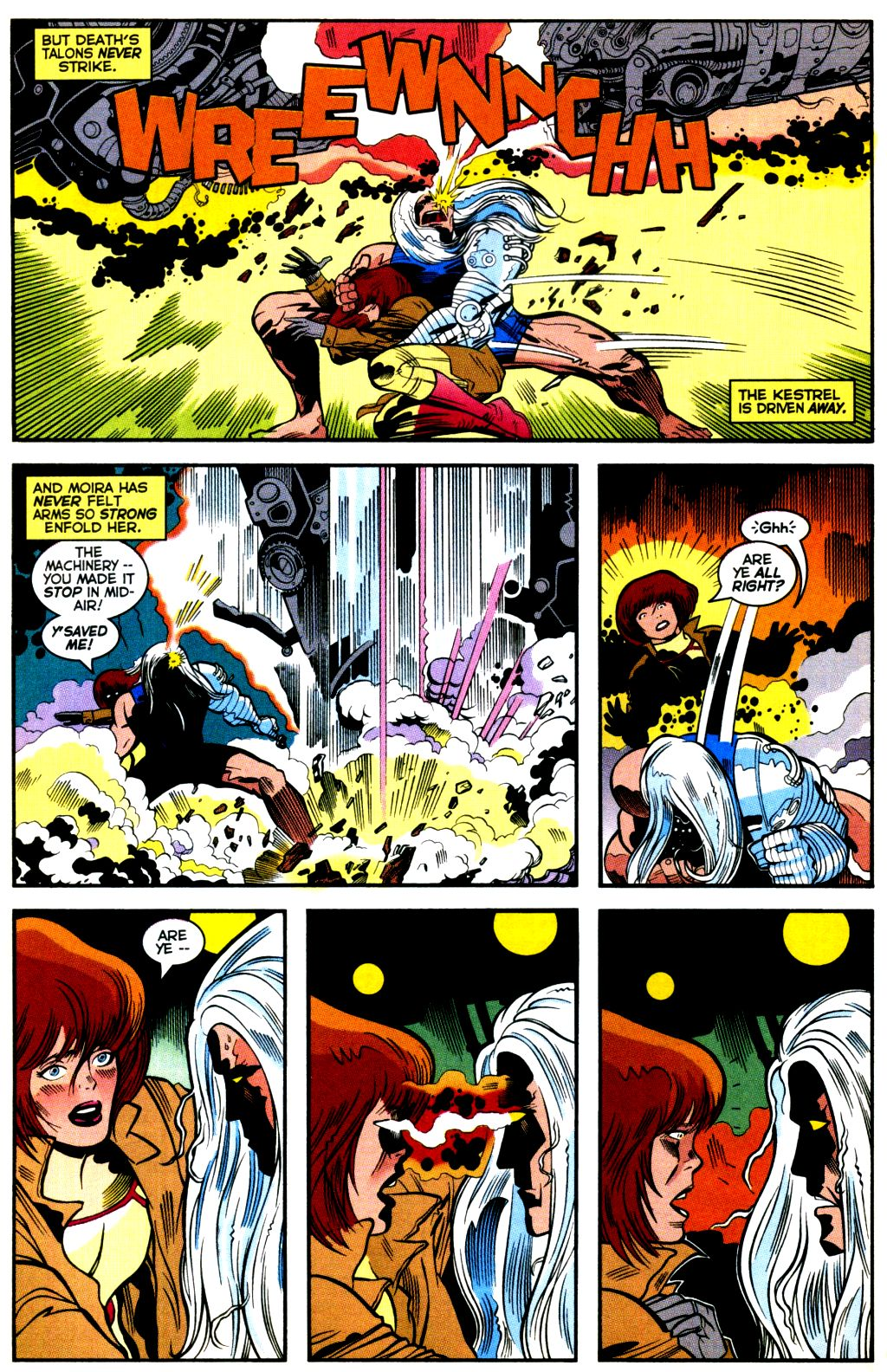 Cable (1993) #-1 #109 - English 19