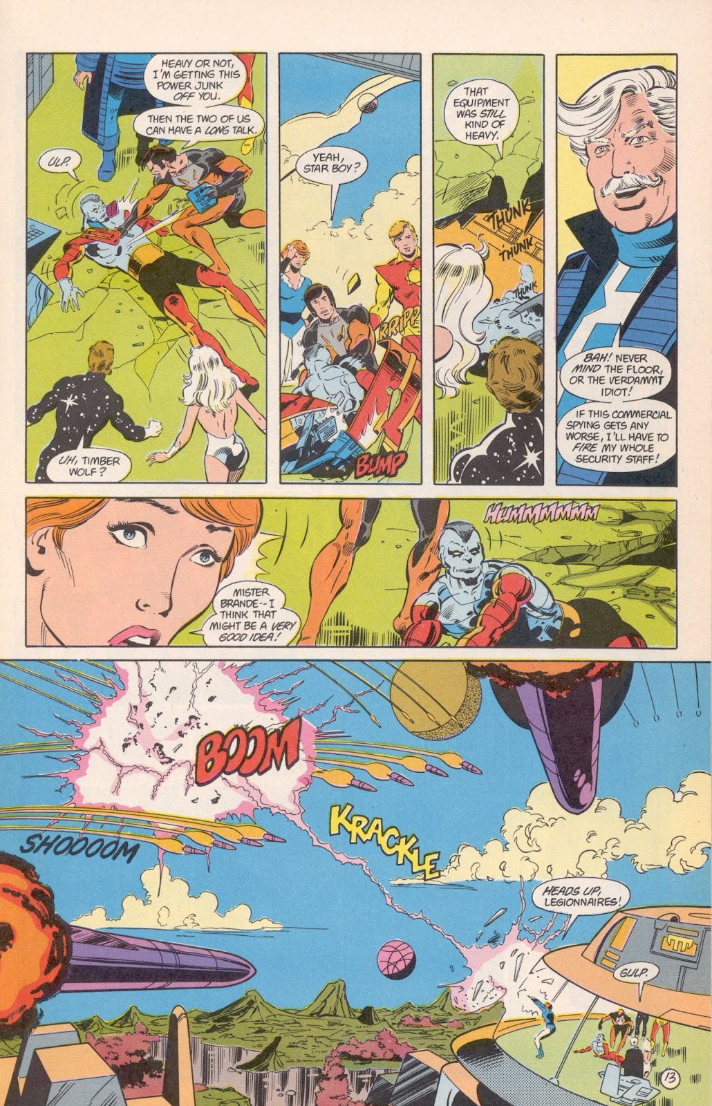 Tales of the Legion Issue #342 #29 - English 14
