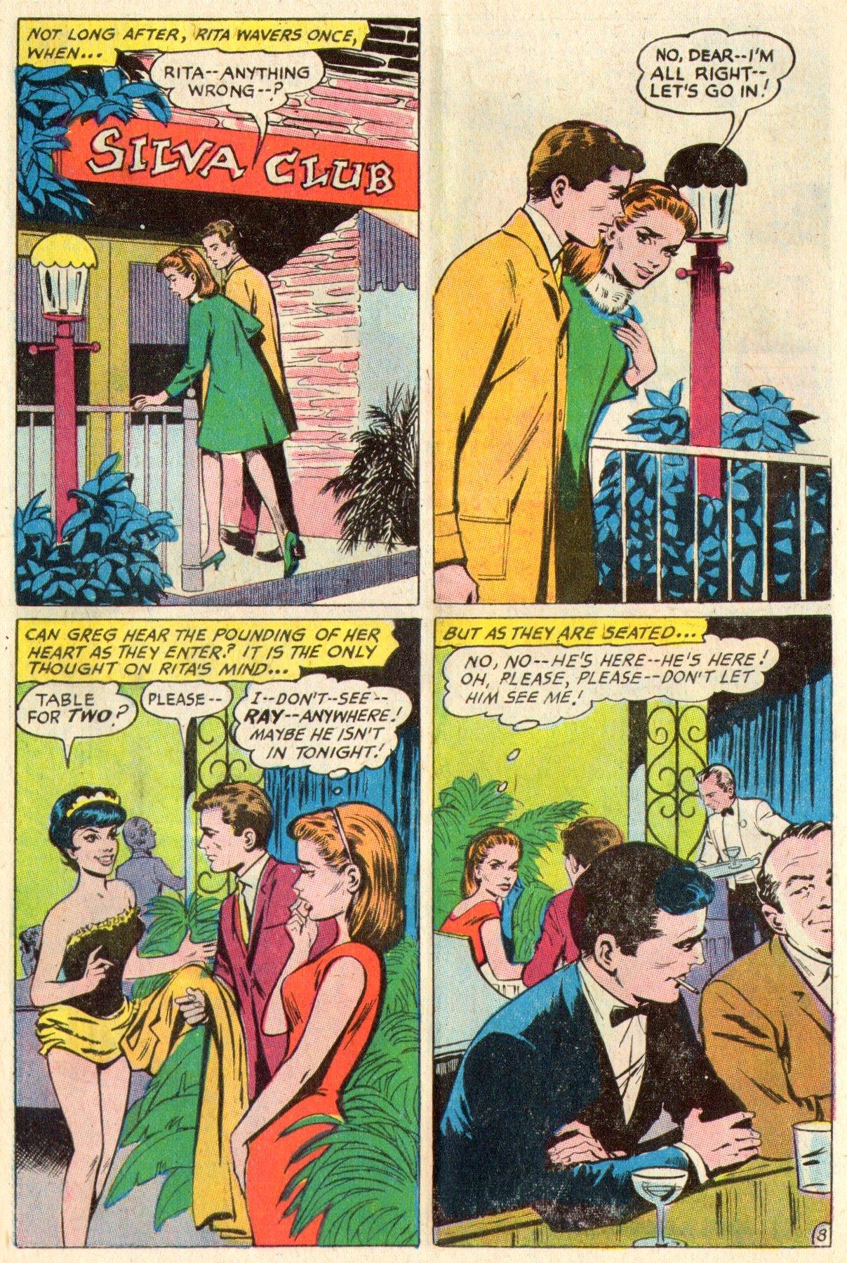 Read online Secret Hearts comic -  Issue #117 - 27