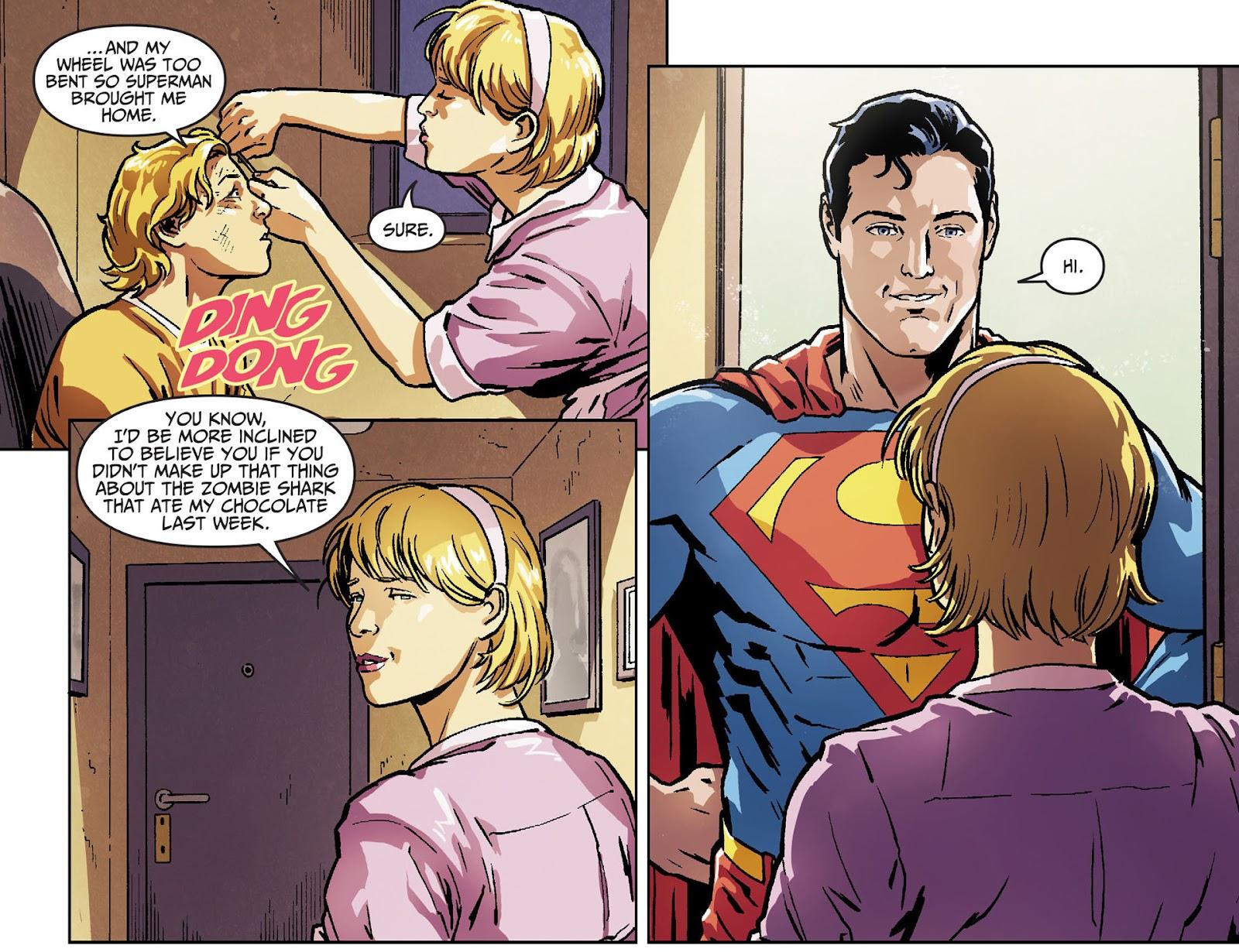 Injustice: Gods Among Us [I] Issue #30 #31 - English 19