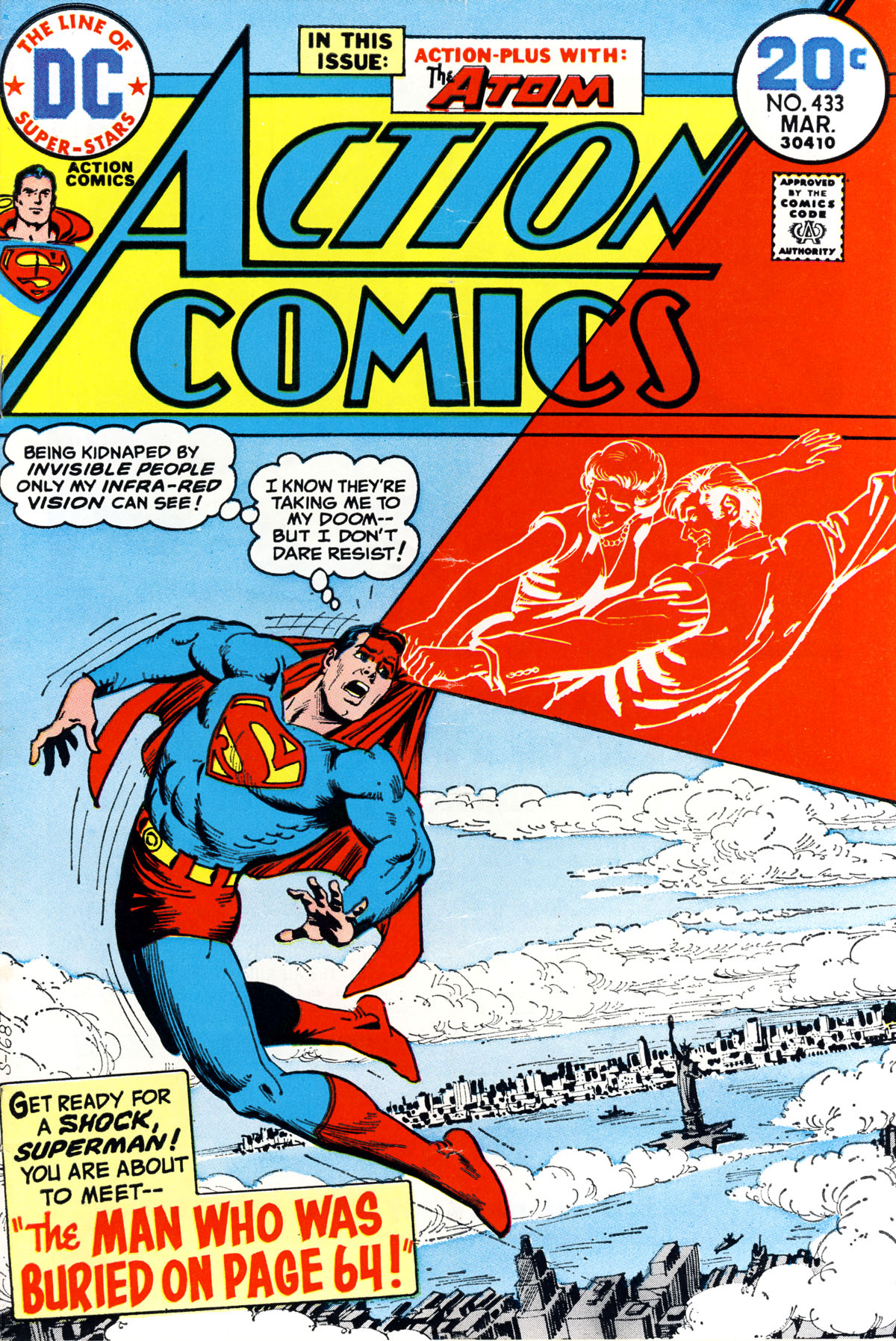 Action Comics (1938) 433 Page 1